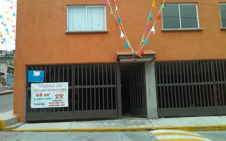 Foto de departamento en venta en  , la sardaña, tultitlán, méxico, 1005475 No. 01