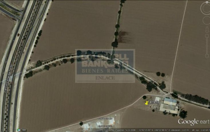 Foto de terreno habitacional en venta en, la sarzana, juárez, chihuahua, 1837778 no 02