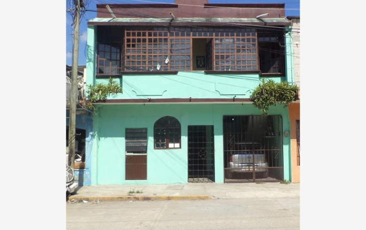 Foto de casa en venta en la selva 3, bosques de saloya, nacajuca, tabasco, 1585818 No. 01