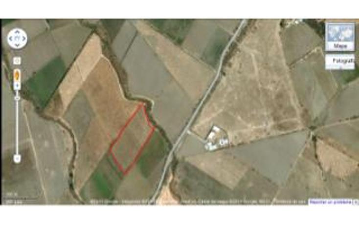 Foto de terreno habitacional en venta en  , la soledad, atlixco, puebla, 1278373 No. 04