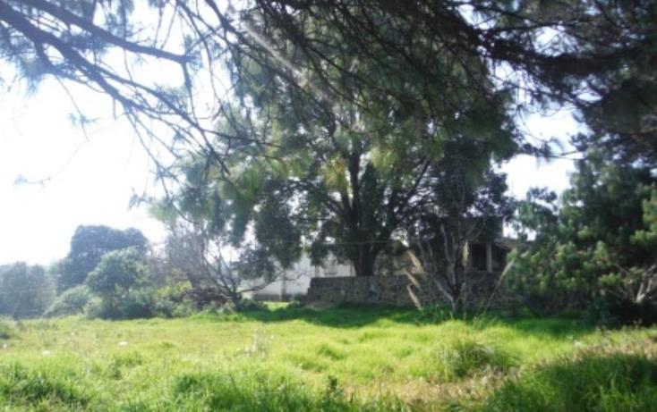 Foto de terreno habitacional en venta en  , la soledad, ayapango, méxico, 1209025 No. 01