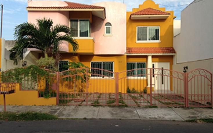 Foto de casa en venta en  , la tampiquera, boca del r?o, veracruz de ignacio de la llave, 1739626 No. 01