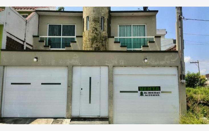 Foto de casa en venta en  , la tampiquera, boca del río, veracruz de ignacio de la llave, 996743 No. 01