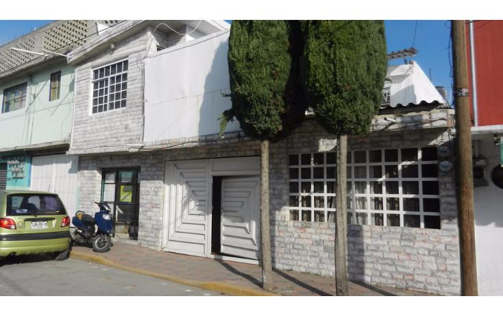 Foto de casa en venta en  , la teja, ecatepec de morelos, m?xico, 1405355 No. 01
