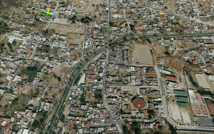 Foto de terreno habitacional en venta en  , la teresona, toluca, méxico, 1169047 No. 03