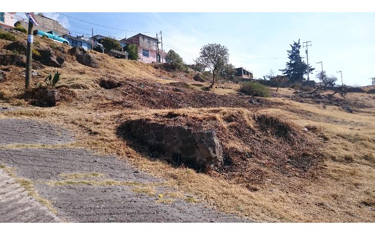Foto de terreno habitacional en venta en  , la teresona, toluca, m?xico, 1931782 No. 06