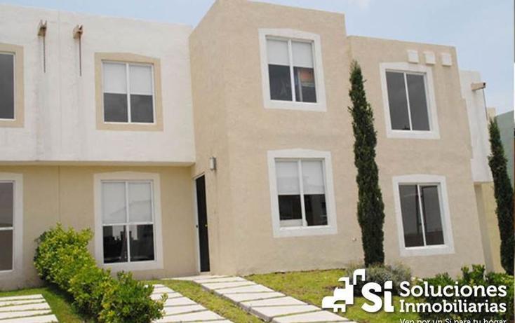 Foto de casa en venta en  , la toscana, atotonilco de tula, hidalgo, 528410 No. 01