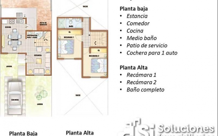 Foto de casa en venta en, la toscana, atotonilco de tula, hidalgo, 528410 no 03
