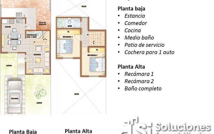 Foto de casa en venta en  , la toscana, atotonilco de tula, hidalgo, 528410 No. 03