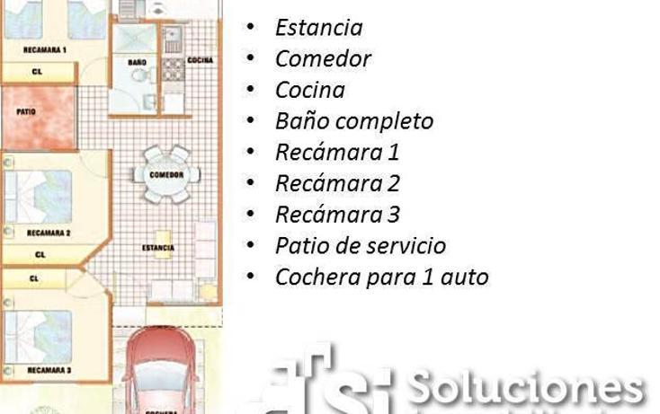 Foto de casa en venta en  , la toscana, atotonilco de tula, hidalgo, 532763 No. 02