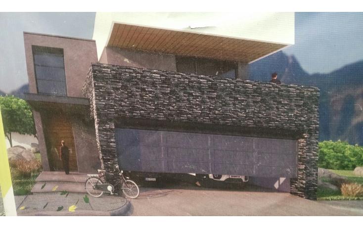 Foto de casa en venta en  , la toscana, monterrey, nuevo le?n, 1731998 No. 01