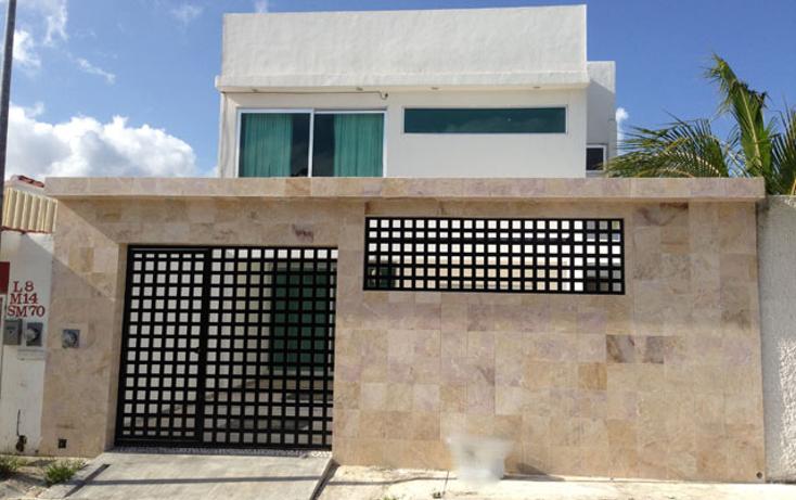 Foto de casa en venta en  , la toscana, solidaridad, quintana roo, 1105885 No. 01