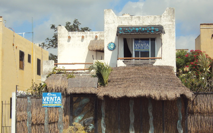 Foto de casa en venta en  , la toscana, solidaridad, quintana roo, 1261827 No. 01