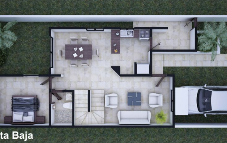 Foto de casa en venta en, la toscana, solidaridad, quintana roo, 1655249 no 11