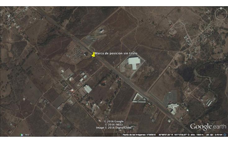 Foto de terreno comercial en venta en  , la trinidad, guanajuato, guanajuato, 1675072 No. 01