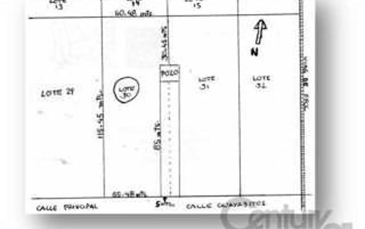 Foto de terreno habitacional en venta en  , la trinidad, san francisco de los romo, aguascalientes, 1951057 No. 02