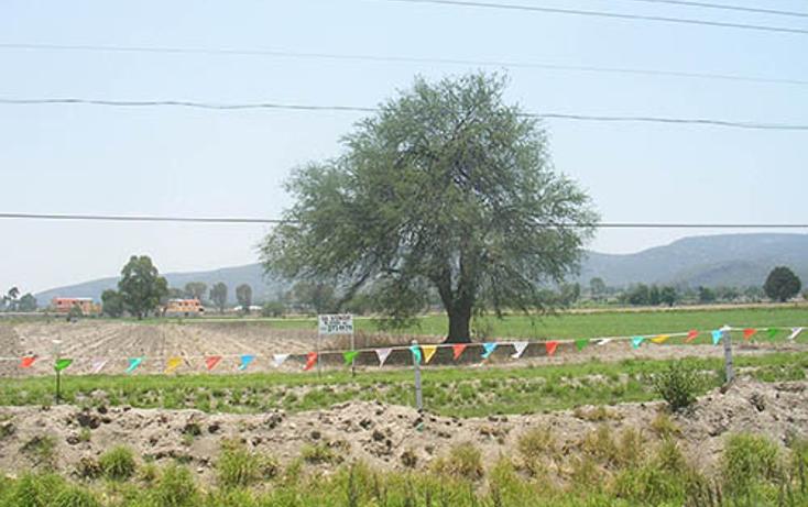 Foto de terreno habitacional en venta en  , la trinidad, tequisquiapan, querétaro, 1313721 No. 01