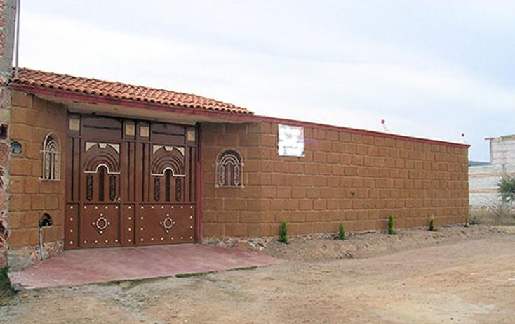 Foto de casa en venta en  , la trinidad, tequisquiapan, querétaro, 1327147 No. 01