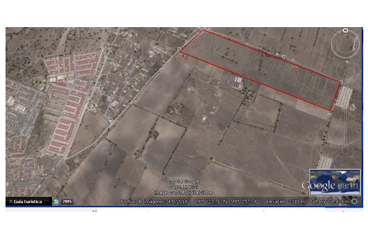 Foto de terreno habitacional en venta en  , la trinidad, zumpango, m?xico, 1165127 No. 01