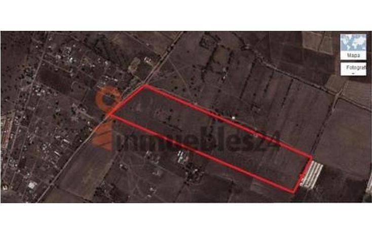 Foto de terreno habitacional en venta en  , la trinidad, zumpango, méxico, 1165127 No. 03