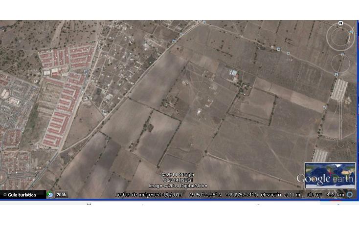 Foto de terreno habitacional en venta en  , la trinidad, zumpango, m?xico, 1165127 No. 04