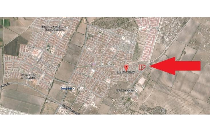 Foto de terreno habitacional en venta en  , la trinidad, zumpango, m?xico, 1349421 No. 03