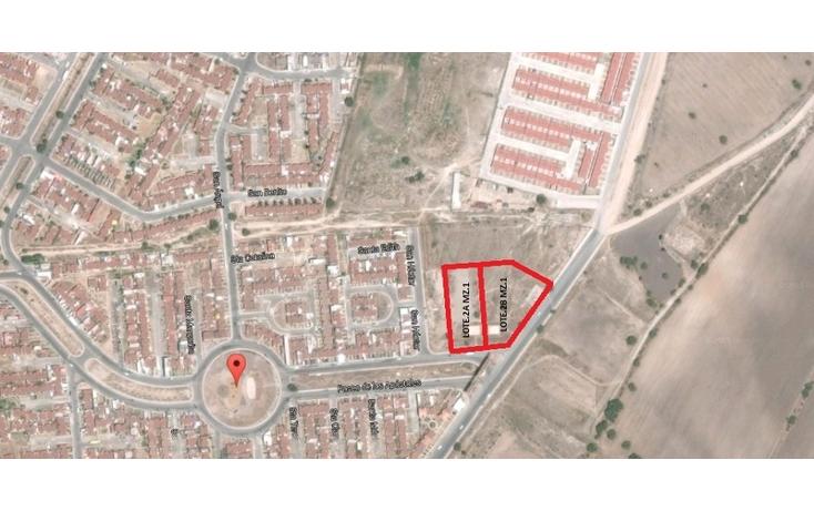 Foto de terreno habitacional en venta en  , la trinidad, zumpango, m?xico, 1349421 No. 04