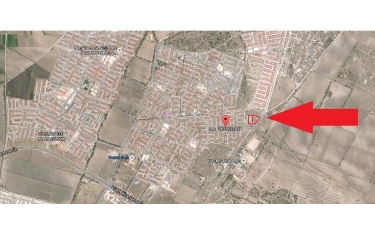 Foto de terreno habitacional en venta en  , la trinidad, zumpango, méxico, 1349423 No. 02