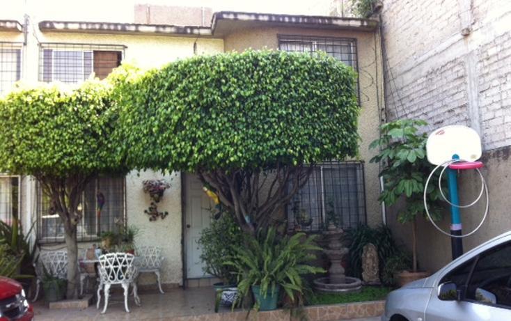 Foto de casa en venta en  , granjas cabrera, tláhuac, distrito federal, 1711142 No. 01