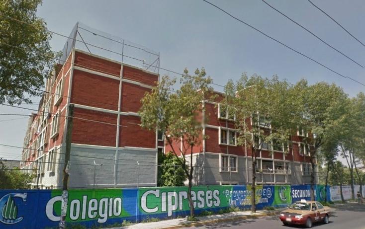 Foto de departamento en venta en  , la turba, tláhuac, distrito federal, 703377 No. 01