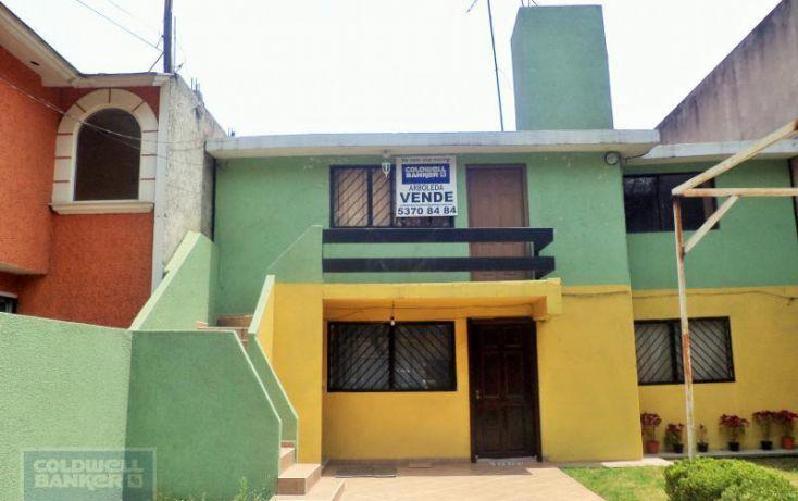 Foto de departamento en venta en la unin 41, la quebrada centro, cuautitlán izcalli, estado de méxico, 1755795 no 01