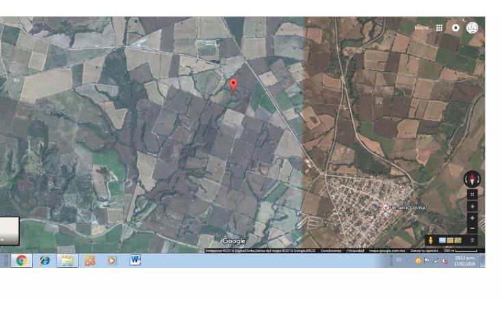 Foto de terreno comercial en venta en  , la vega, teuchitlán, jalisco, 1681796 No. 01