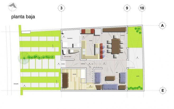 Foto de casa en venta en la venta  del refugio, residencial el refugio, querétaro, querétaro, 1008753 no 03