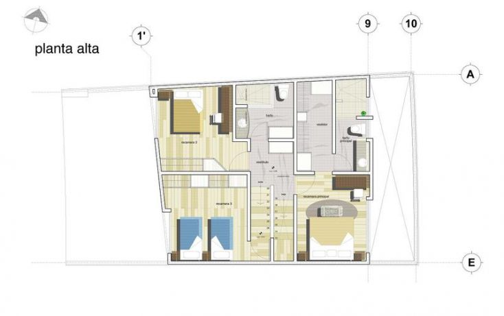 Foto de casa en venta en la venta  del refugio, residencial el refugio, querétaro, querétaro, 1008753 no 04