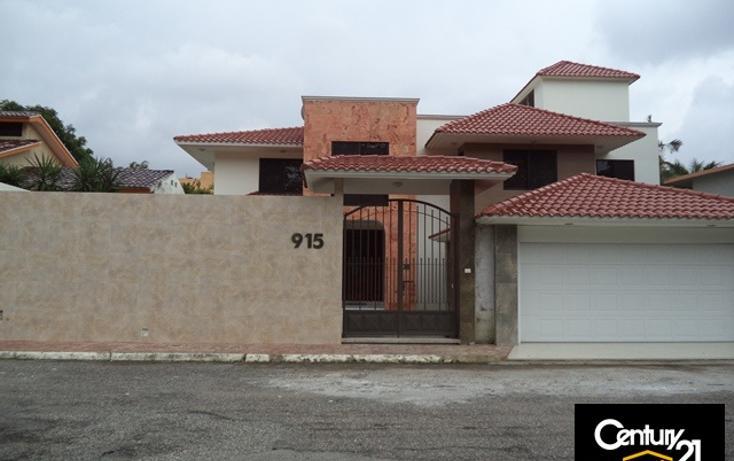 Foto de casa en venta en  , club campestre, centro, tabasco, 1696864 No. 01