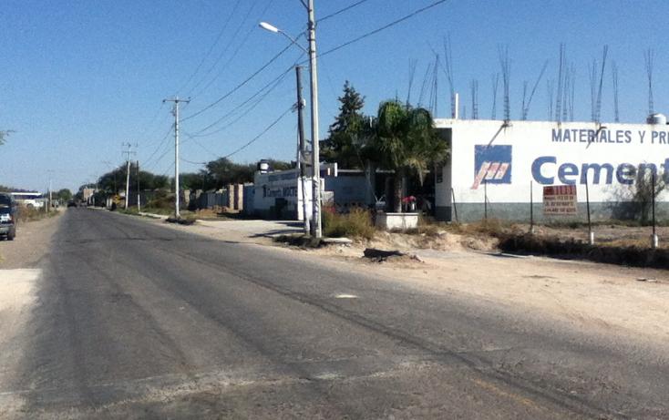 Foto de terreno comercial en venta en  , la venta de ajuchitlancito, pedro escobedo, quer?taro, 1302659 No. 01
