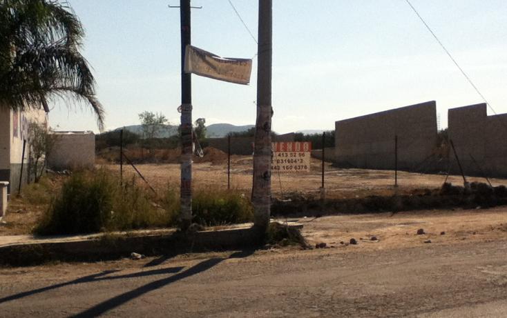 Foto de terreno comercial en venta en  , la venta de ajuchitlancito, pedro escobedo, quer?taro, 1302659 No. 03
