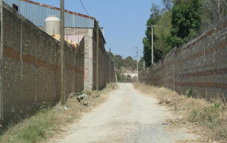 Foto de terreno comercial en venta en  , la venta del astillero, zapopan, jalisco, 1163789 No. 03