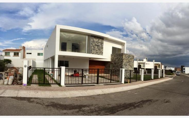 Foto de casa en venta en la venta del refugio 553, bolaños, querétaro, querétaro, 779769 no 01
