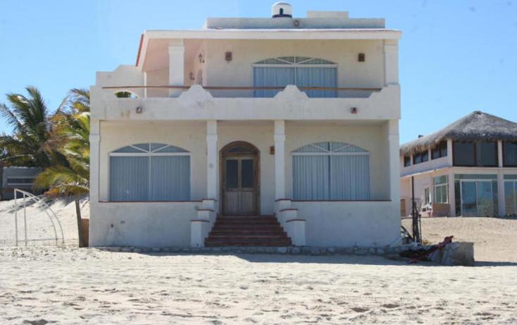 Foto de casa en venta en  , la ventana, la paz, baja california sur, 1293813 No. 01