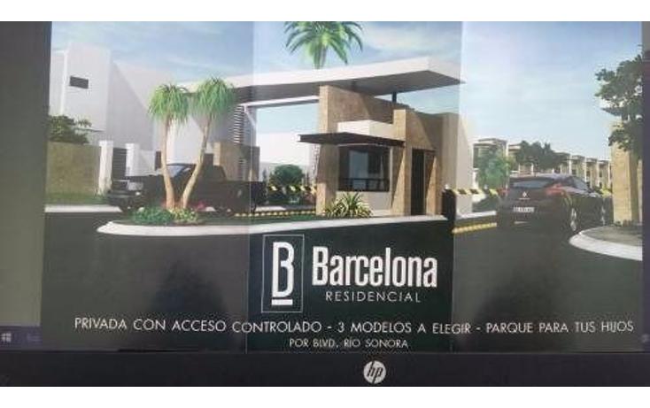 Foto de casa en venta en  , la verbena, hermosillo, sonora, 1065499 No. 01