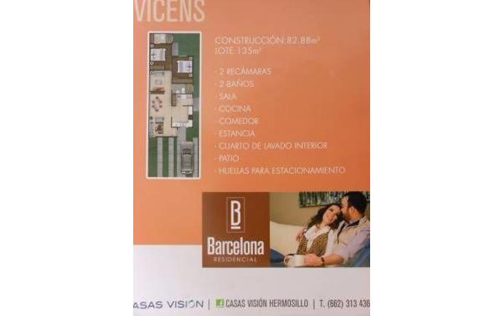 Foto de casa en venta en  , la verbena, hermosillo, sonora, 1439993 No. 03