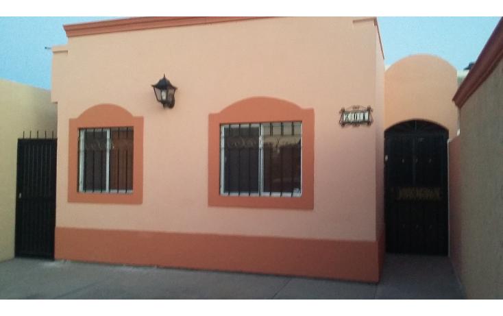 Foto de casa en renta en  , la verbena, hermosillo, sonora, 1625806 No. 01