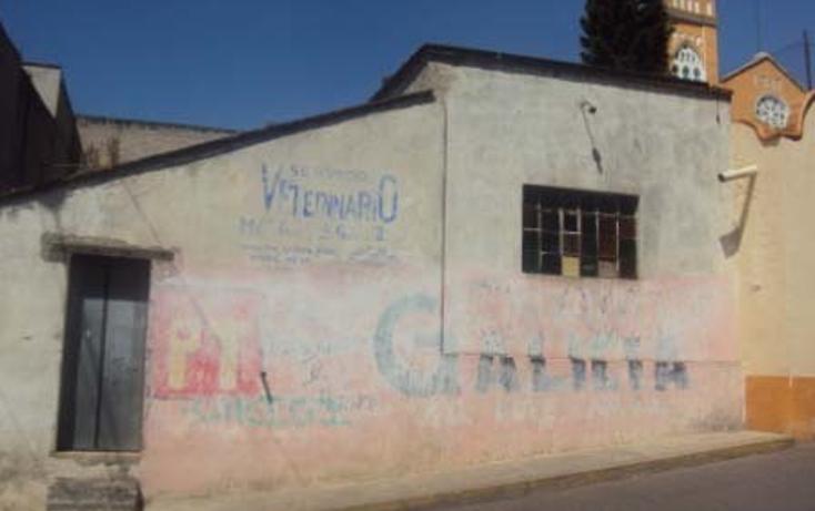 Foto de terreno habitacional en venta en  , la v?a, cocotitl?n, m?xico, 1593727 No. 01