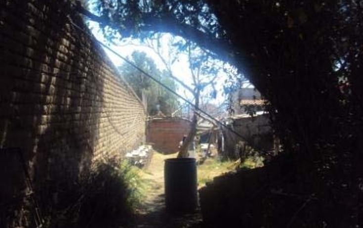Foto de terreno habitacional en venta en  , la v?a, cocotitl?n, m?xico, 1593727 No. 09