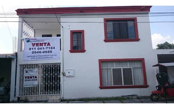 Foto de casa en venta en  , la victoria, guadalupe, nuevo león, 1132395 No. 01