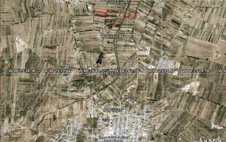 Foto de terreno industrial en venta en  , la victoria, huejotzingo, puebla, 980707 No. 06