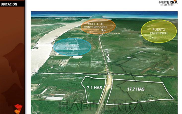 Foto de terreno industrial en venta en  , la victoria, tuxpan, veracruz de ignacio de la llave, 1209495 No. 02