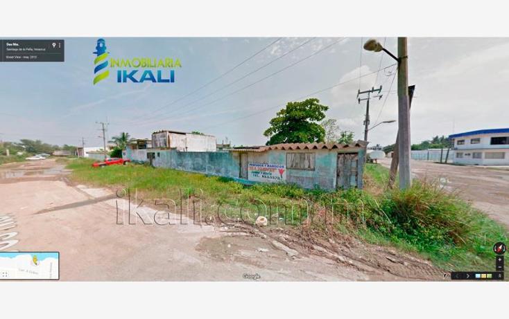 Foto de terreno habitacional en renta en aquiles serdan esquina con calle dos norte , la victoria, tuxpan, veracruz de ignacio de la llave, 2675381 No. 01