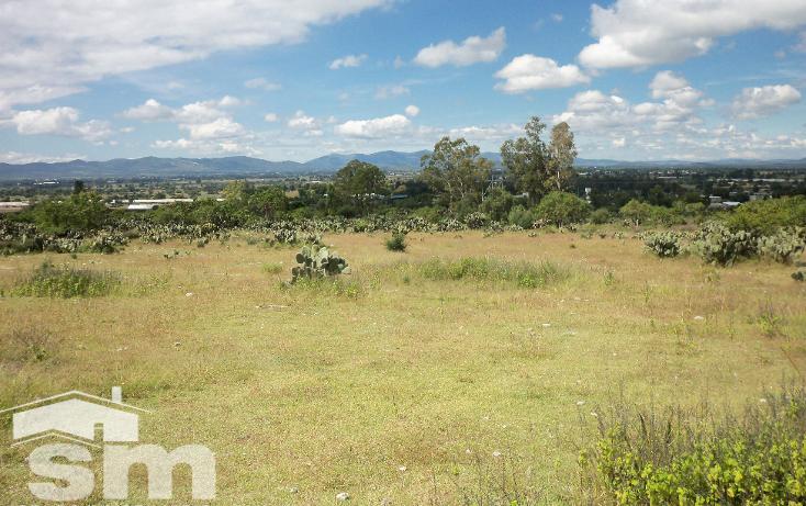 Foto de terreno comercial en venta en  , la villita, tecamachalco, puebla, 1598400 No. 01